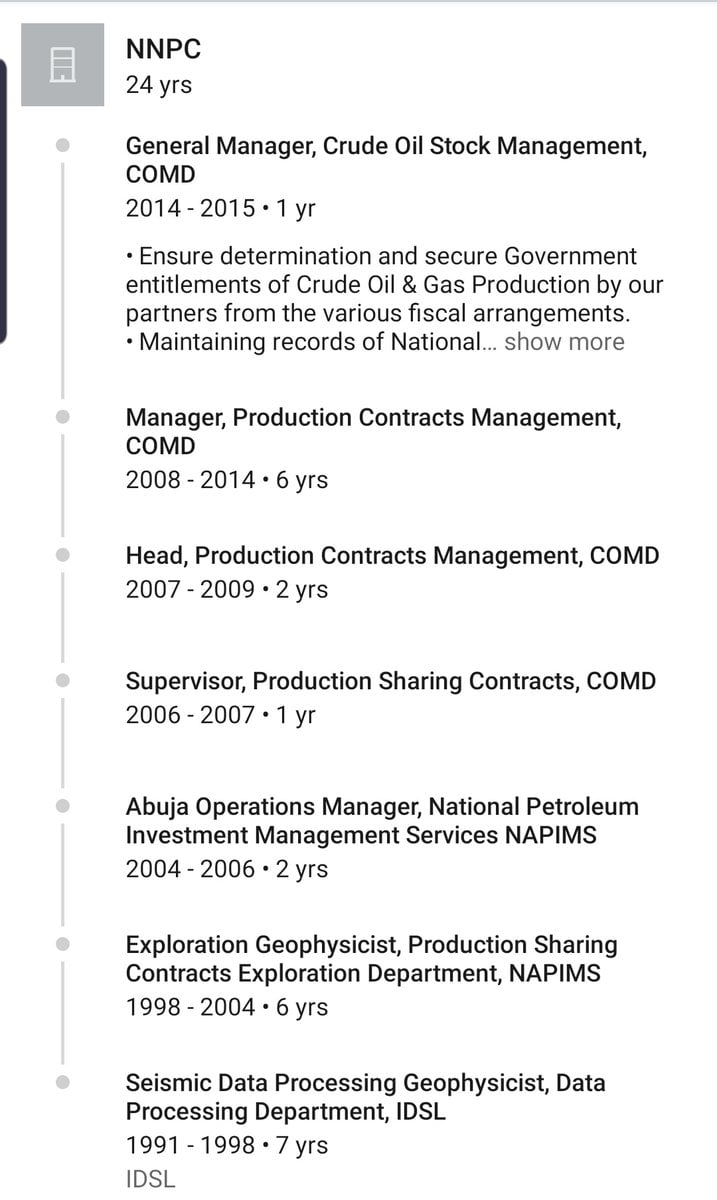 Mele Kyari Proile 1 - Who Is Mele Kyari? Check Out Profile Of New NNPC GMD