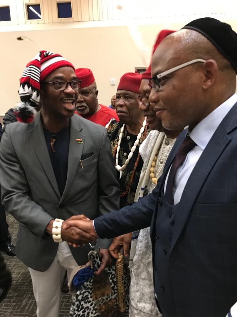 Nnamdi Kanu Speaks On Igbo Presidency Ending Biafra Agitation