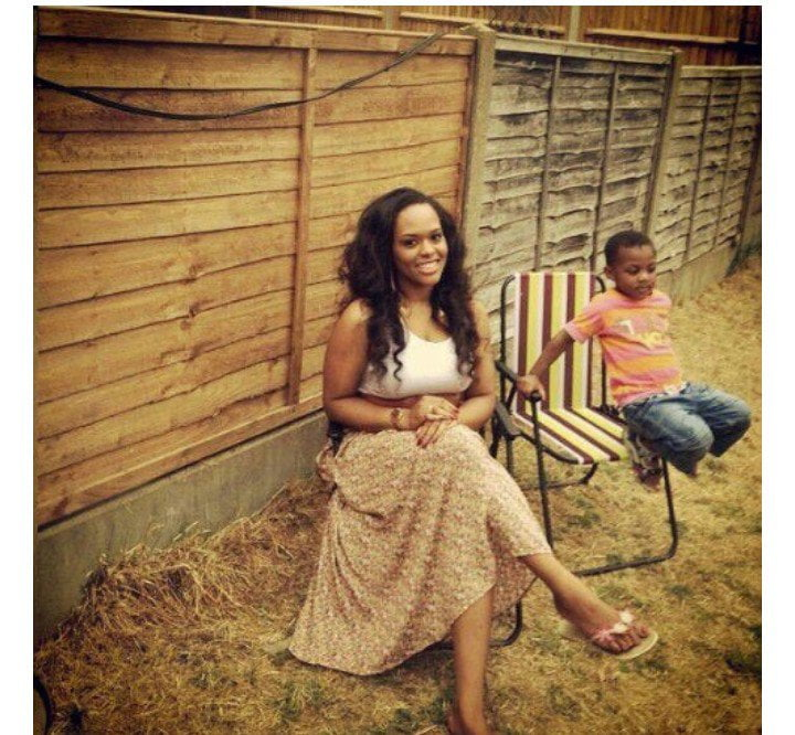 Noble igwe - Noble Igwe Celebrates Wife On Anniversary, Narrates How They Met