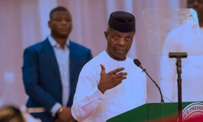 Osinbajo Demands Prosecution Of Arrested Bandits, Kidnappers