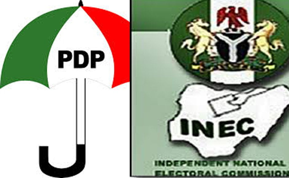 PDP Roasts Mahmood Yakubu, Says INEC Is 'Corrupt, Compromised'