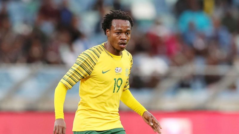 Percy Tau - AFCON 2019: 10 Key Players To Watch