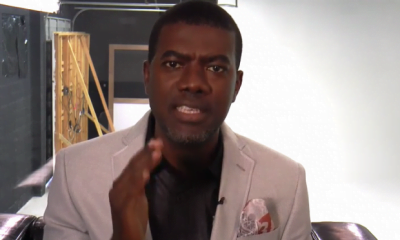Reno Omokri Tackles Babangida Over Comment On Jonathan