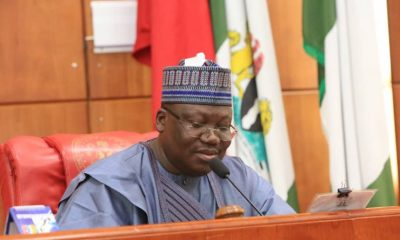 Breaking: Lawan Bows To Pressure, Withdraws Festus Adebayo's Appointment