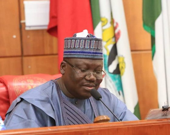 Lawan Reveals Date National Assembly Will Pass 2020 Budget