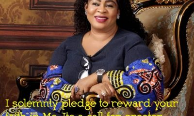 9th Assembly: Read Senator Stella Oduah's Inaugural Speech