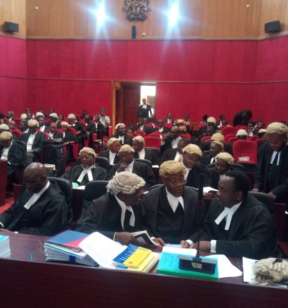 Atiku vs Buhari: HDP Makes 'Huge Demand' From Tribunal In Fresh Motion
