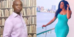 blogger accuses actress chika ike of having secret romance with ned nwoko 1 300x150 - I Will Never Become Ned Nwoko's 7th Wife, Chika Ike React To Dating Rumour