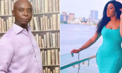 Chika Ike accused of having an affair with Ned Nwoko