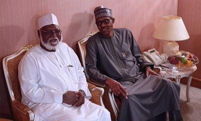 Buhari meets Abubakar in Mecca