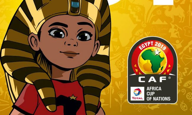 egypt 2019 afcon mascot - Afcon 2019: See Quarter Final Pairings, Where To Watch (Full Fixtures)