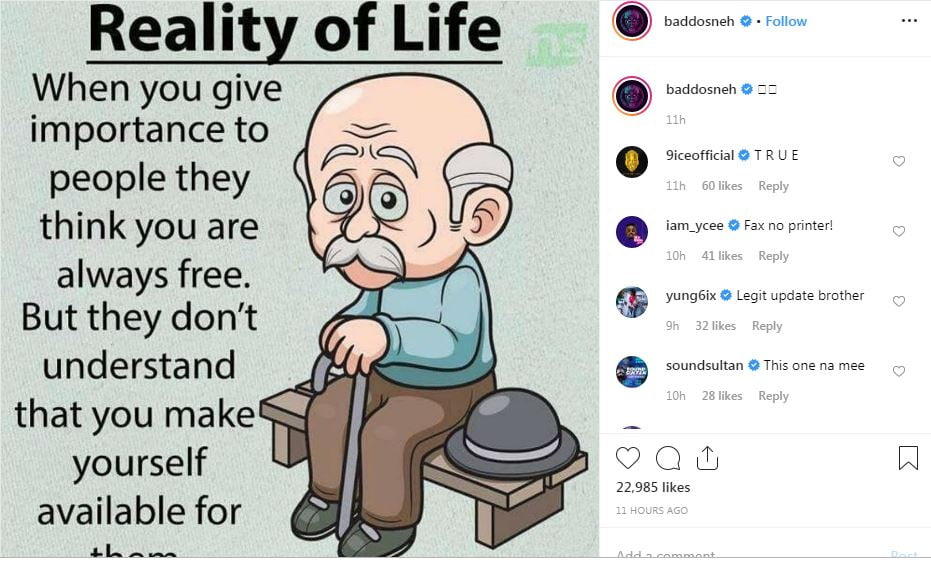 olamide 6 - Olamide Allegedly Throw Shade At Ltya Admits Rifts