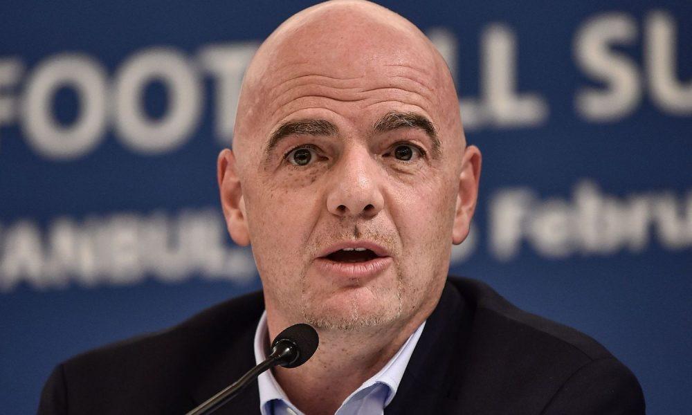 FIFA President Speaks On Approval Of European Super League Faction