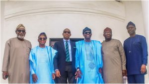 south west governors 300x169 - 'We Won't Dignify You With A Reply', South West Govs Tell Lawan