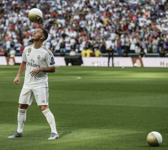 Breakdown Of Eden Hazard's Wages At Real Madrid