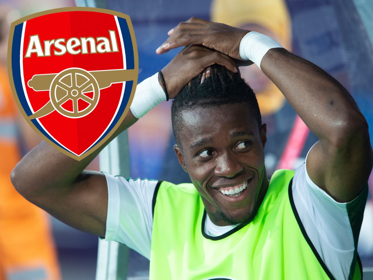 'I would have loved to join' - Zaha opens up on Arsenal snub