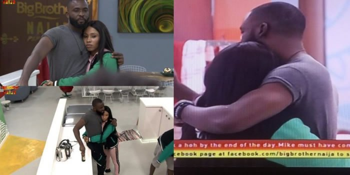 9745790 bbnaija2019mercyandgedonisparksoffnewromanceinthehouse jpegd2b68c058adc21e14b7e645285e1004e - The Love Scene On Recently Launched BBNaija 2019