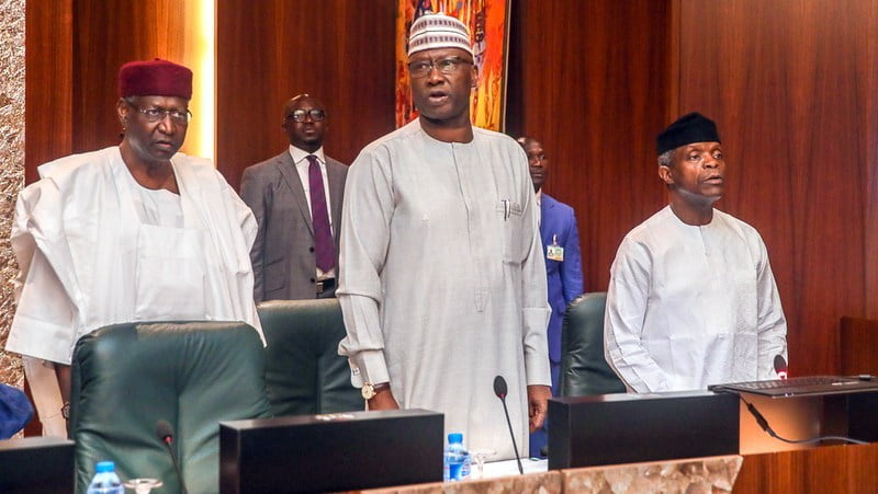 Breaking: SGF Speaks On President Buhari Sacking Service Chiefs