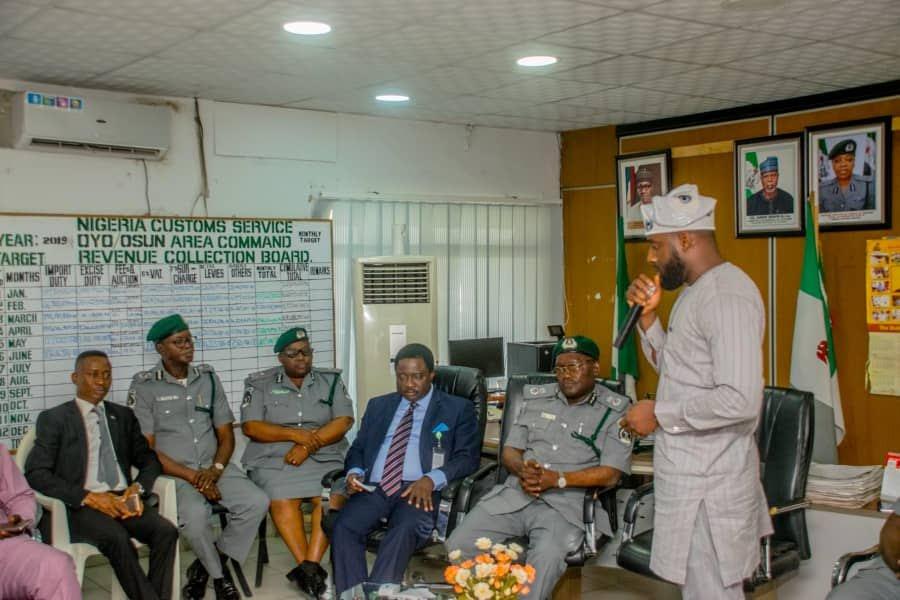 Oyo Assembly Visits Nigerian Customs, Makes Fresh Demands