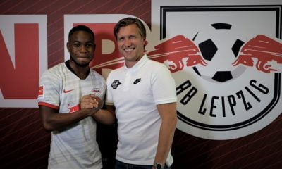 Ademola Lookman joins RB Leipzig