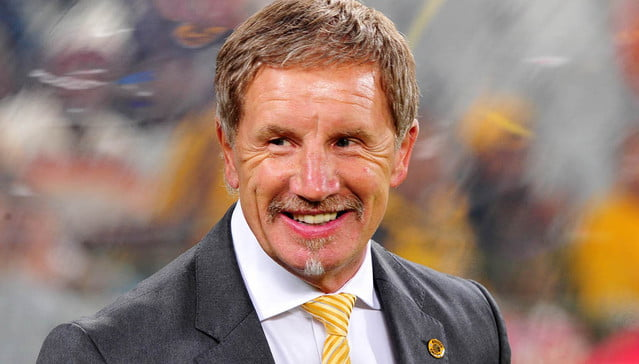 Baxter - AFCON: South Africa's Coach Baxter Speaks After Defeat To Super Eagles