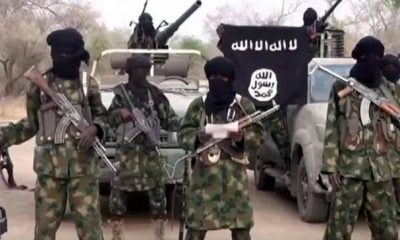 Breaking: Boko Haram Attacks Chibok, Sets 'Many Houses' On Fire