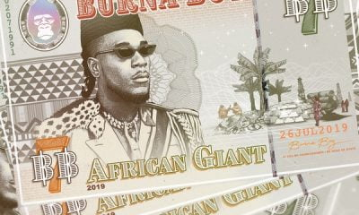 Download Full African Giant Album By Burna Boy Here