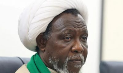 Buhari Govt Says Only El-Rufai Can Decide El-Zakzaky's Fate