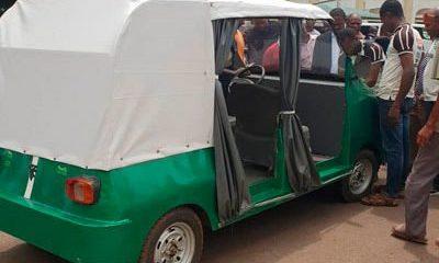 UNN Produces Electric car