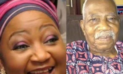 Pa Fasoranti Reacts To Daughter's Death, Makes Demand From Buhari
