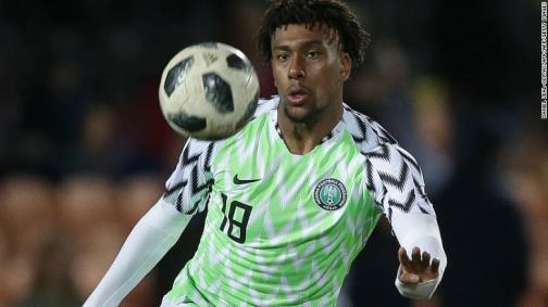 Iwobi - AFCON: Alex Iwobi Speaks On Nigeria, Algeria Semi-Final Match
