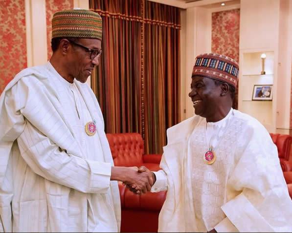 Plateau Governor Speaks On Buhari Imposing Ruga On States