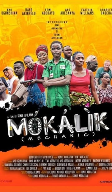 "Mokalik showing on Netflix soon - Kunle Afolayan Sells ""Mokalik's Copyright To Netflix"
