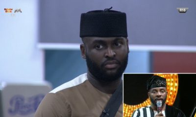 BBNaija: Nelson Evicted From 'Pepper Dem' House