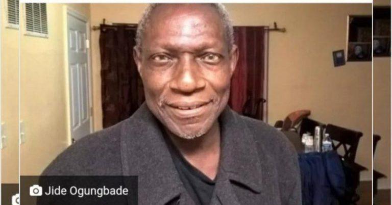 Nollywood Actor - Popular Nollywood Actor Dies In Lagos
