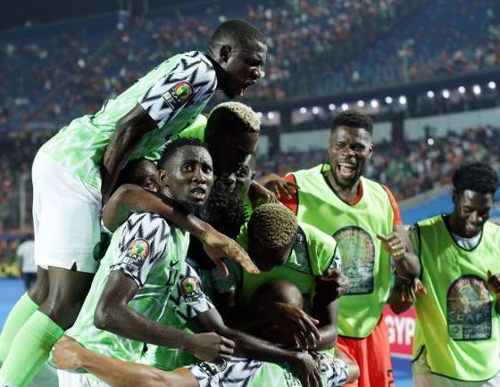Super Eagles, Falcons Final 2019 FIFA Ranking Revealed (Full List)