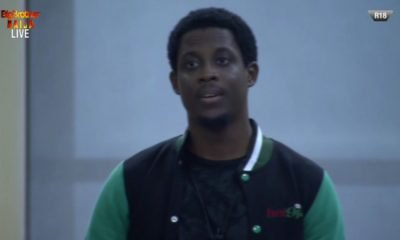 BBNaija: Seyi Speaks On Regretting To Use 'Veto Power'