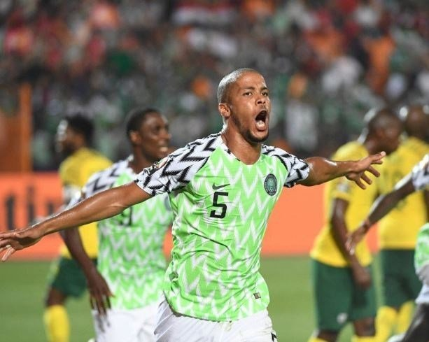 Super Eagles player - Afcon 2019: Super Eagles Beat South Africa, Reach Last Four