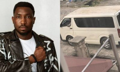 Nigerians React As Armed Men Storm Timi Dakolo's Residence