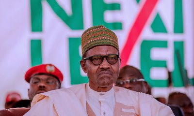 Buhari Lists Nigerians That Should Take COVID-19 Vaccines On Live TV