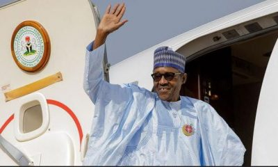 Just In: Buhari Departs Nigeria For Saudi Arabia