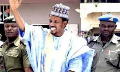 Breaking: Senator Elisha Abbo Dumps Defects To APC From PDP