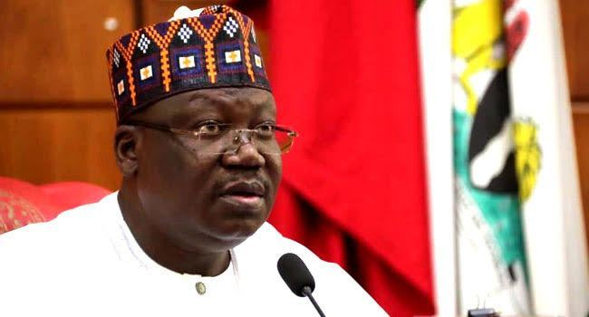 Insecurity: 'Whoever Has Something To Offer For Nigeria Should Do So' – Senate President, Lawan