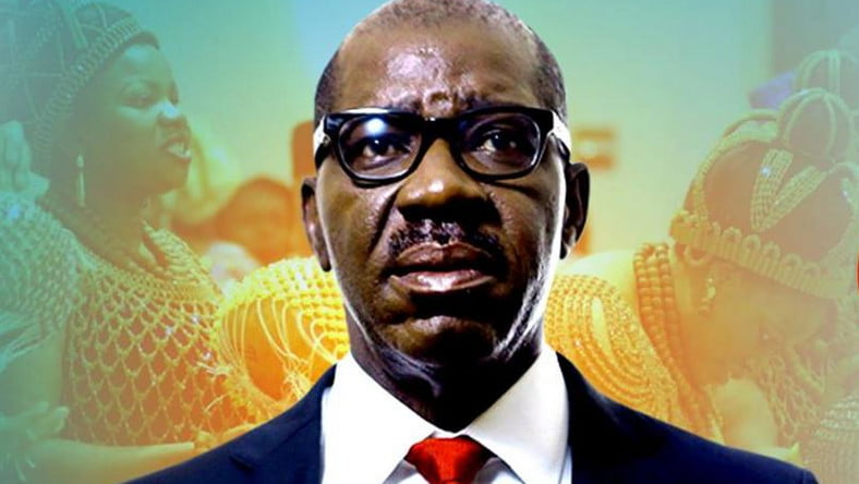 obaseki - Obaseki Vs Oshiomhole: Edo Gov Slams Move To Take Over State Assembly