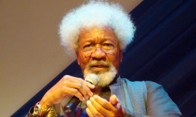 Soyinka Speaks On Video Asking Igbo Indigenes To Leave Yorubaland