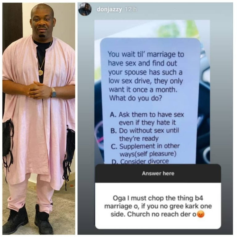 sex before marriage don jazzy maintains stand 768x768 - See What Don Jazzy Said On Sex Before Marriage