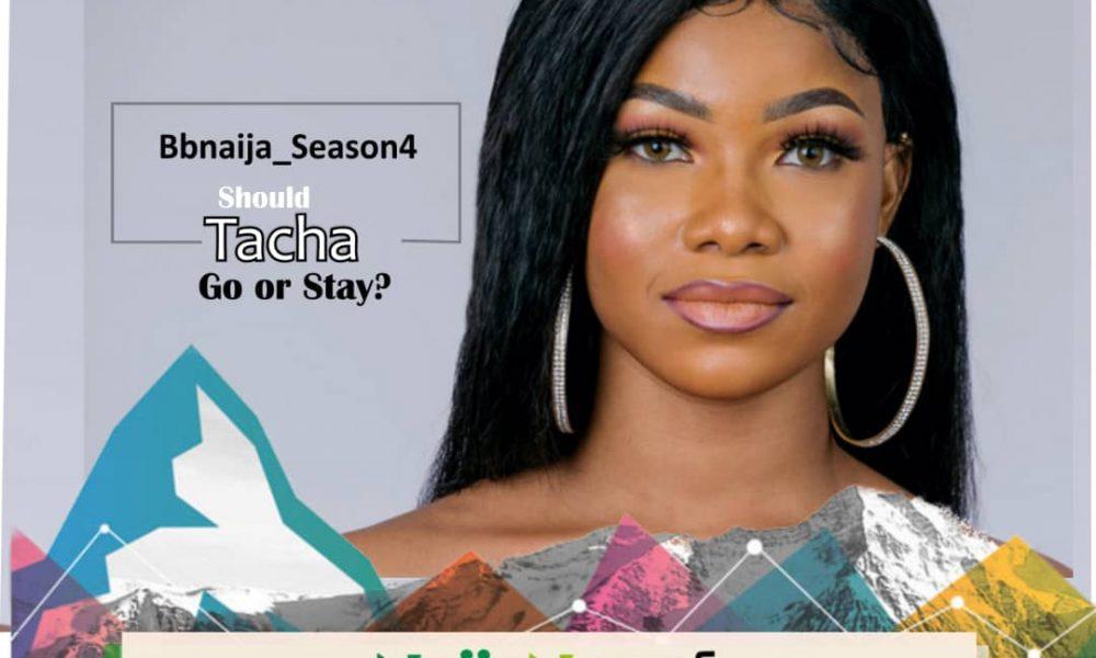 tacha 1 1000x600 - BBNaija: Tacha Speaks On Why She Was Nominated For Eviction