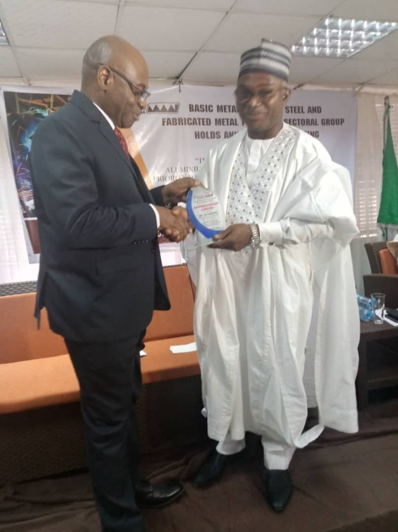 unnamed 7 - KAMWIRE CEO, Dr. Kamorudeen Yusuf Emerges As New Chairman Of Basic Metal