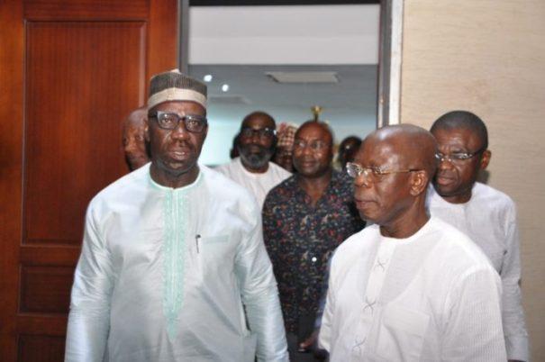 Edo: Gov. Obaseki Vows To Prosecute Oshiomhole