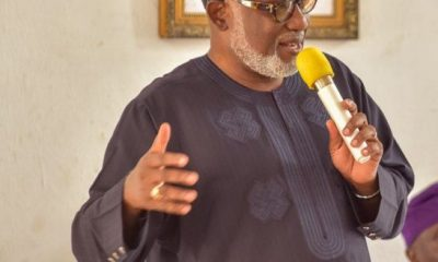 Akeredolu tests positive to COVID-19